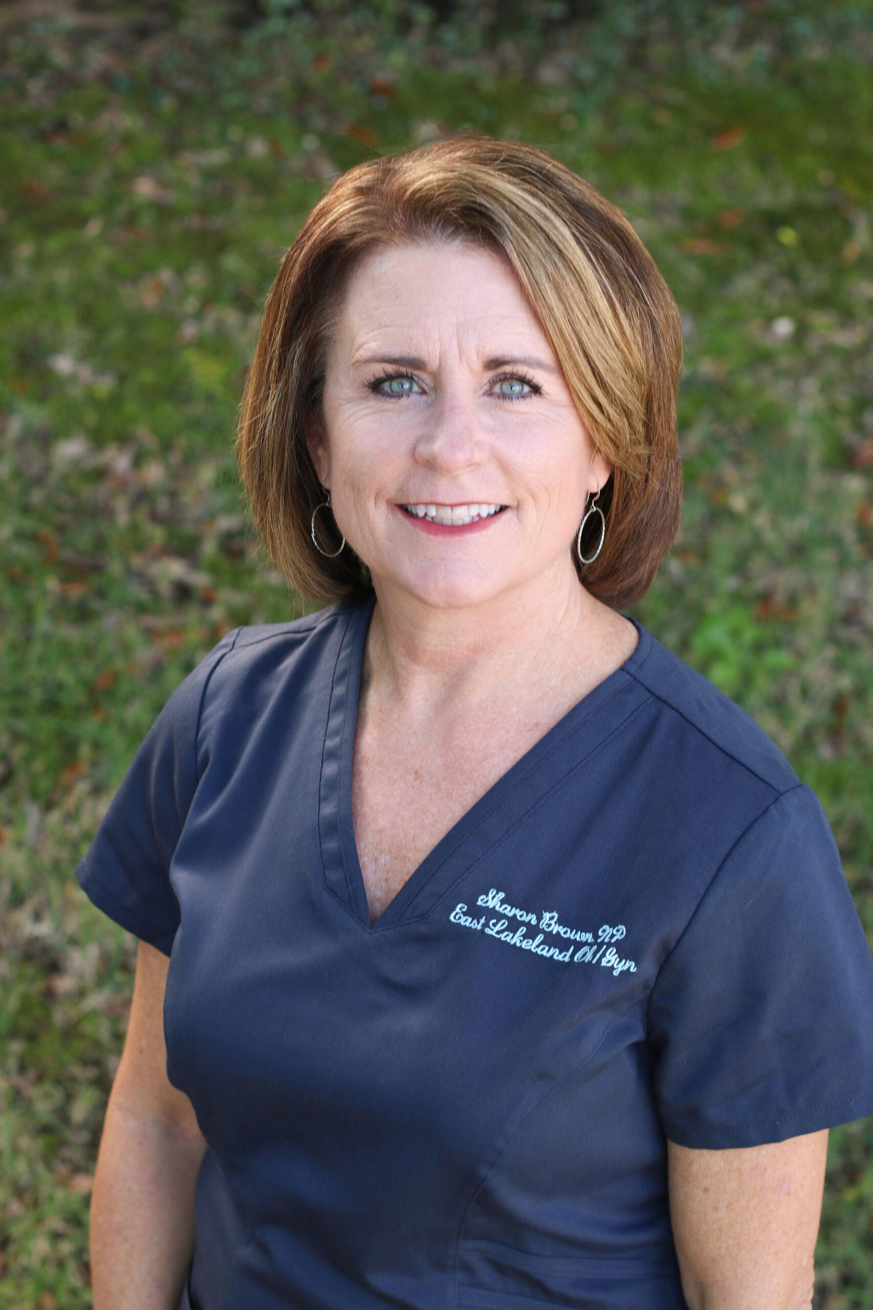 Sharon K. Brown, CFNP - Flowood & Jackson OB/GYN Nurse Practitioner