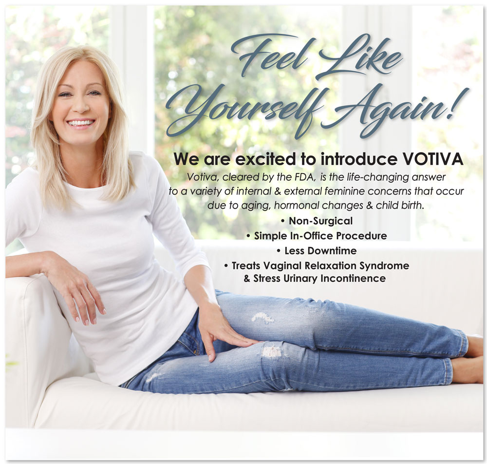 VOTIVA Jackson & Flowood MS - Vaginal Rejuvenation